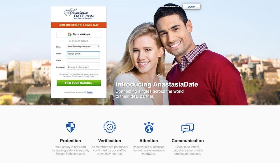 AnastasiaDate Review 2021